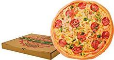 Witzige Geschenkidee: Pizza Kissen