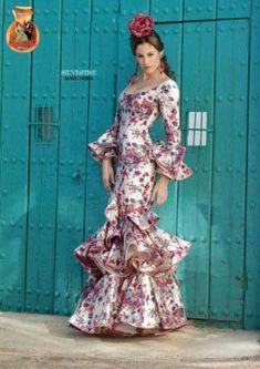 Traje de Flamenca. Silvestre