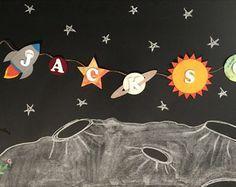 espacial de la cumpleaños espacio temático por lizabitsdesigns Space Party, Boy Shower, Party Themes, Etsy Shop, Halloween, Cart, Victoria, Shopping, Astronaut Party