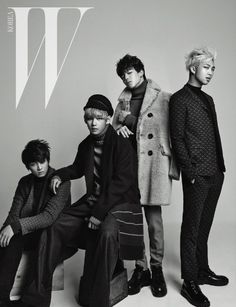 BTS go for an upgraded urban style in 'W Korea' pictorial | allkpop.com
