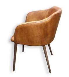 armlehnenstuhl kantii i antiklederlook stuhl pinterest st hle m bel und hocker. Black Bedroom Furniture Sets. Home Design Ideas