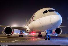 Boeing 787-8 Dreamliner A7-BCF 38324 Delhi Indira Gandhi Int'l Airport - VIDP