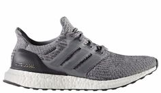 23010181720b5 awesome New Males s ADIDAS ULTRA BOOST three.zero - BA8849 Thriller Gray  Ultraboost Sneakers Adidas