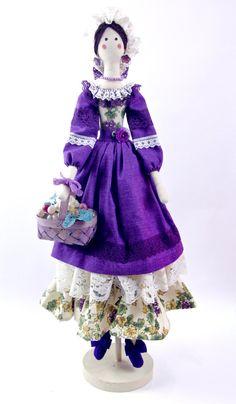 Custom Tilda Doll 19th Century Collection by PrettyLilKnickKnacks