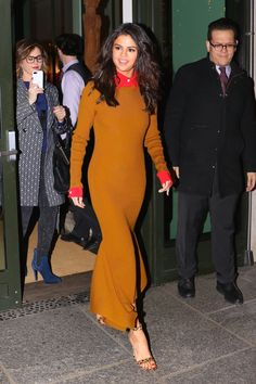 Selena Gomez in Victoria Beckham