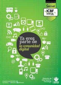 Poster. ICBF Digital