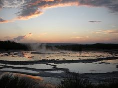 Yellowstone National Park...one of God's most beautiful creations!