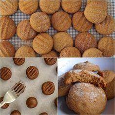 Receita de Biscoito de canela – Caderno de Receitas
