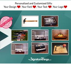 Design your own custom gifts in your own Style..!!!! 😍Browse through a complete range of personalized gifts & Make your celebration Special... For any occasion 🎄🎅🏻 . Only At SignatureThings.com 🎈🎉🎊☃❄ Custom Gifts, Customized Gifts, Personalized Gifts, Leather Gifts, Brass Hardware, Jewelry Organization, Design Your Own, Celebration, Range