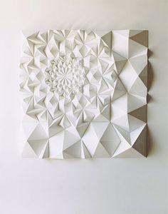 {art | at the gallery : paper sculptures by matt shlian} | Flickr - Photo Sharing!