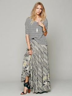 The perfect summer weekend outfit- Simply Chic - MSN Living