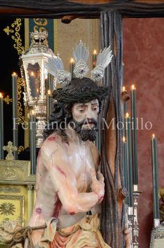EL BLOG DE FERNANDO A. MORILLO: Besapiés al Santo Cristo Varón de Dolores de la Di...