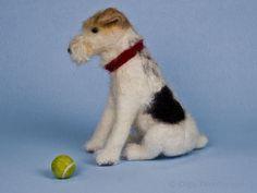http://www.needlefeltedbyolga.com/images/sydney-wire-fox-terrier-needle-felted-2.jpg