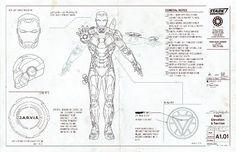 Marvel Comics, Marvel Memes, Marvel Avengers, Tony Stark Comic, Marvel Tony Stark, Blueprint Drawing, Blueprint Art, Show Me A Hero, Iron Man Art