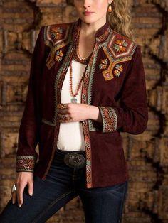 Casual Long Sleeve Plus Size Coat Ethnic Fashion, Boho Fashion, Fashion Dresses, Womens Fashion, Fashion Trends, Afghan Clothes, Afghan Dresses, Boho Summer Outfits, Plus Size Coats