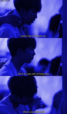 Angst Quotes, Mood Quotes, Life Quotes, Bts Lyrics Quotes, Bts Qoutes, Bts Texts, All The Bright Places, A Silent Voice, I Love Bts