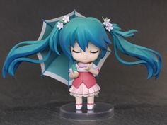 Vocaloid Nendoroid custom III