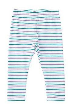 Striped Leggings (Toddler Girls)