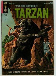 Tarzan 134 (VG+ 4.5)