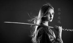 Martial Arts - Sword Art - Senior Pictures