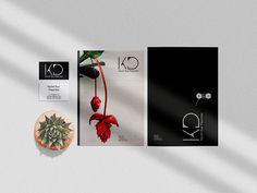 Karime Duc Fleuriste branding Branding, Brand Management, Brand Identity