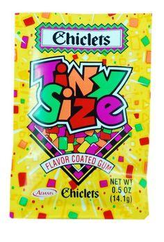 Chicklets Tiny Size
