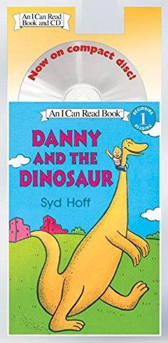 Danny And The Dinosaur I Can Read Book and CD, Level 1 PAP/COM