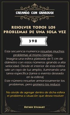 CODIGOS GRABOVOI - RESOLVER TODOS LOS PROBLEMAS DE UNA SOLA VEZ - 398 Reiki, Healing Codes, Switch Words, Reproductive System, Life Quotes To Live By, Positive Life, Self Help, Coding, Spirituality