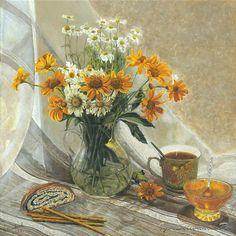 картина утренний натюрморт.jpg (641×641)