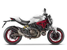2016 Ducati Monster 821 White #VivaPowersports #Powersports #Motorcycles #Ducati #ElPaso #TX #Texas #Service #Financing