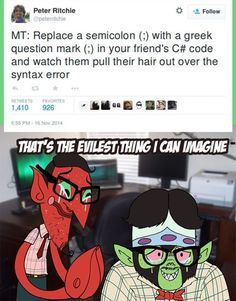 How to Make Every Programmer Your Sworn Enemy