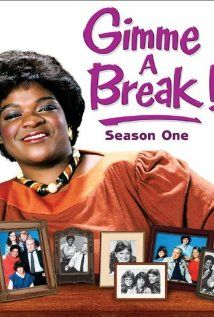 Gimme a Break. Great TV show in the '80s. RIP Nell Carter....you are missed.