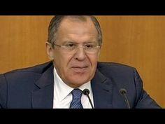Сергей Лавров ответил украинскому журналисту на вопрос о Донбассе и русском мире - YouTube