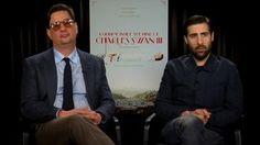 iInterviewer: Jason Schwartzman and Roman Coppola Talk Their New Movie, Inevitable Deaths   Full video at theonion.com