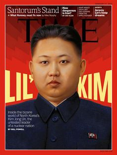 This is possibly the best Time Magazine cover I've ever seen.