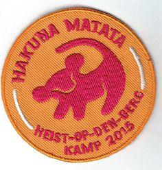 Heist-op-den-Berg Kamp 2015  Hakuna Matata