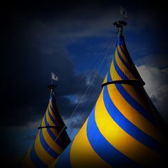 big top    Cirque Du Soleil at Melbourne Park