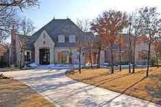 English-Country Style House Plans - 4296 Square Foot Home, 2 Story, 4 Bedroom and 3 3 Bath, 4 Garage Stalls by Monster House Plans - Plan 80-101