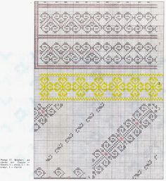 FolkCostume&Embroidery: Costume and Embroidery of Neamț County, Moldavia, Romania Women's Chemises, Filet Crochet, Cross Stitch Designs, Romania, Embroidery Patterns, Charts, Diy And Crafts, Costumes, People