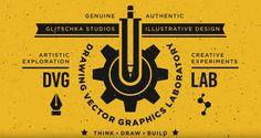 Drawing Vector Graphics by Von Glitschka
