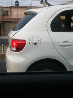 Gas tank, I know what you did there... This will be on my car as well :P