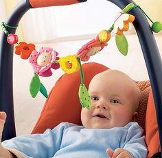 Haba HABA 1036 Kinderwagenkette Blüten,
