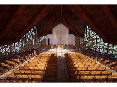 Réaménagement du choeur de ND de Miséricorde à Mont saint Aignan(76)