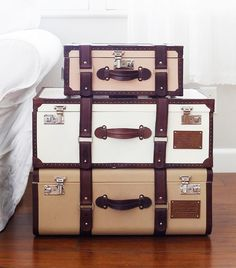 Travel in Style With Lauren Conrad's Handmade Luggage Line