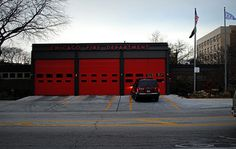 Chicago Fire Department Engine 83