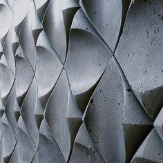 #architecture #brutalist #concrete / Tiles by http://www.urbanproduct.ca/