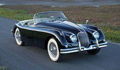 1959 Jaguar XK150 OTS