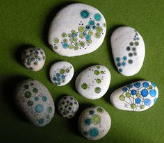 Painted Rocks and Lots More