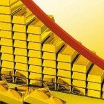 تراجع سعر الذهب بعد ارباح ب 3 سنوات