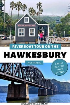 Are you looking for great day trips from Sydney, Australia? Head north to Brooklyn and book a Hawkesbury cruise on The Riverboat Postman. This historic attraction in Australia is a must visit! I places to go in Australia I Sydney day trip I things to do in Brooklyn Australia I things to do in Australia I what to do in Australia I riverboat cruises in Australia I Australia attractions I #Australia #Hawkesbury #Brooklyn Beautiful Places To Travel, Cool Places To Visit, Cities In Wales, Sydney Australia Travel, Kakadu National Park, Sydney Beaches, Sydney City, New Zealand Travel, Day Trips